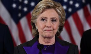 Hillary Clinton: Biden 'Should Not Concede' Election