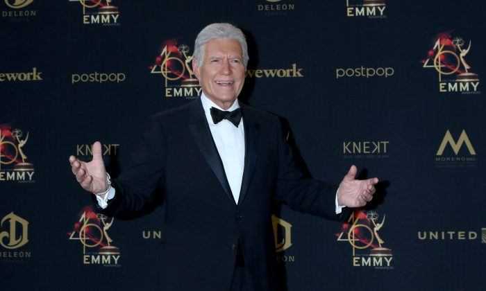 Alex Trebek's remarkable near remission of stage 4 pancreatic cancer raises questions about the impact of well wishes. (Kathy Hutchins/Shutterstock)