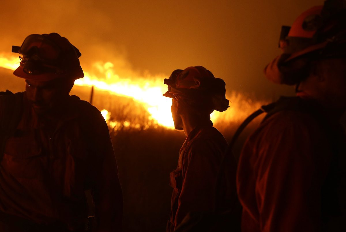 California Wildfires Utility Settlement