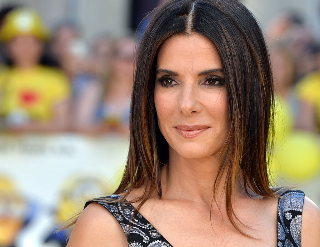 Sandra Bullock Swears 'I Will Move Mountains' to Her Adopted Kids at