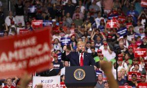 In Photos: Trump Kicks Off 2020 Campaign in Orlando