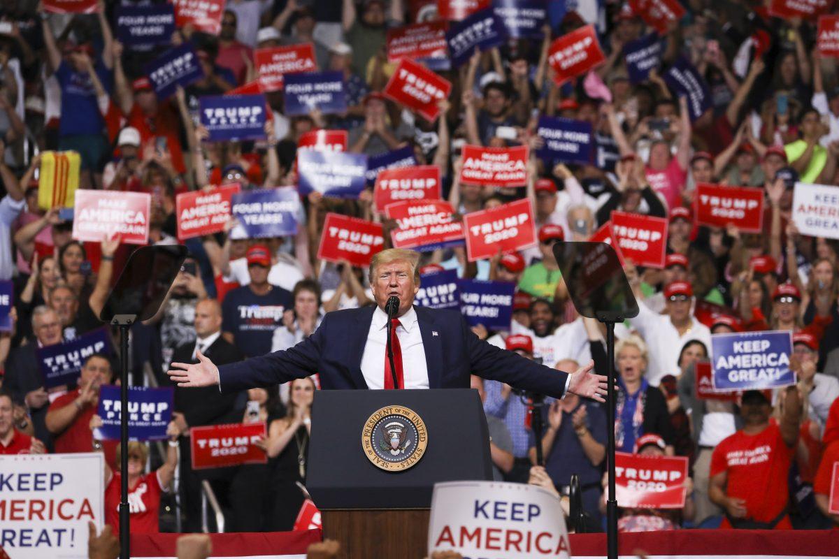 Trump Epoch Times 2020 Florida