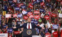 Trump Campaign Pulls in $105 Million in Latest Fundraising Haul