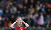 Megan Rapinoe Should Lose Her 'Captain' Designation or Play for Another Team