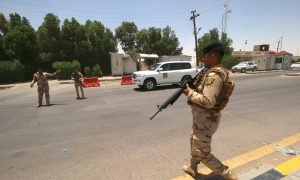 2 Rockets Land on Oil Company Sites in Iraq