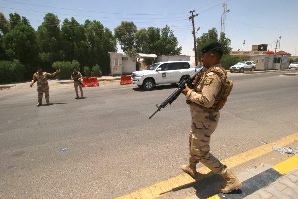 Iraqi-soldier