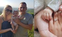 Parents of UK's Smallest Baby Get Engaged at Child's First Birthday Party