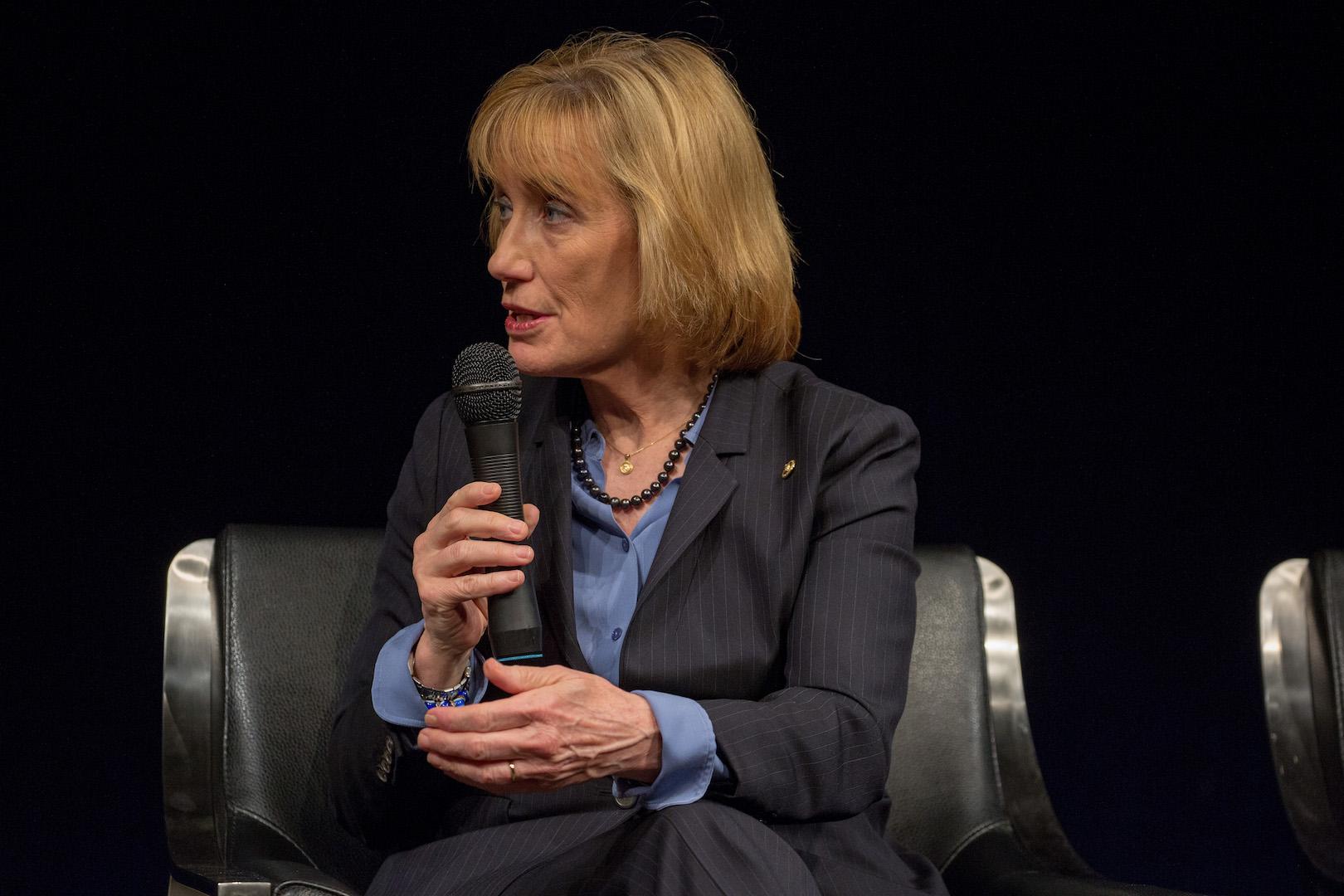 Senator Maggie Hassan