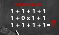 This Math Puzzle Looks Easy, but It Reveals One Hidden Imperfection in Our Brains