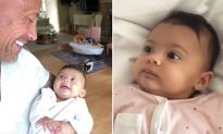 Dwayne Johnson 'Chats' With His Baby Daughter, Her Response Is Too Cute to Handle