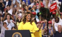 Melania Trump Wows in Yellow Jumpsuit at 2020 Campaign Launch in Florida