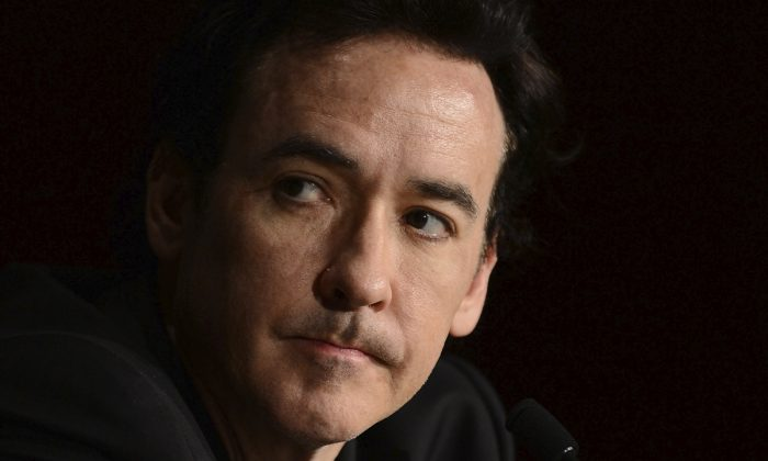 """Actor John Cusack attends the """"The Paperboy"""" press conference during the 65th Annual Cannes Film Festival at Palais des Festivals in Cannes, France on May 24, 2012 . (Photo by Ian Gavan/Getty Images)"""