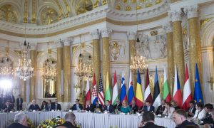 Three Seas Initiative: Boosting Economic Growth in Central and Eastern Europe While Enhancing Region's Energy Security