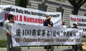 Chinatown Merchants Association Speaks Out Against Naming Subway Station After Rose Pak