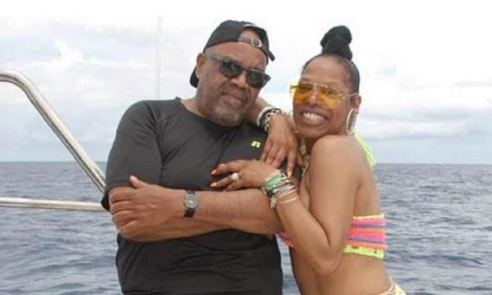 Nathaniel Holmes and Cynthia Day in a file photo. They were found dead in their Dominican Republic hotel room on May 30, 2019. (Cynthia Day/Facebook)