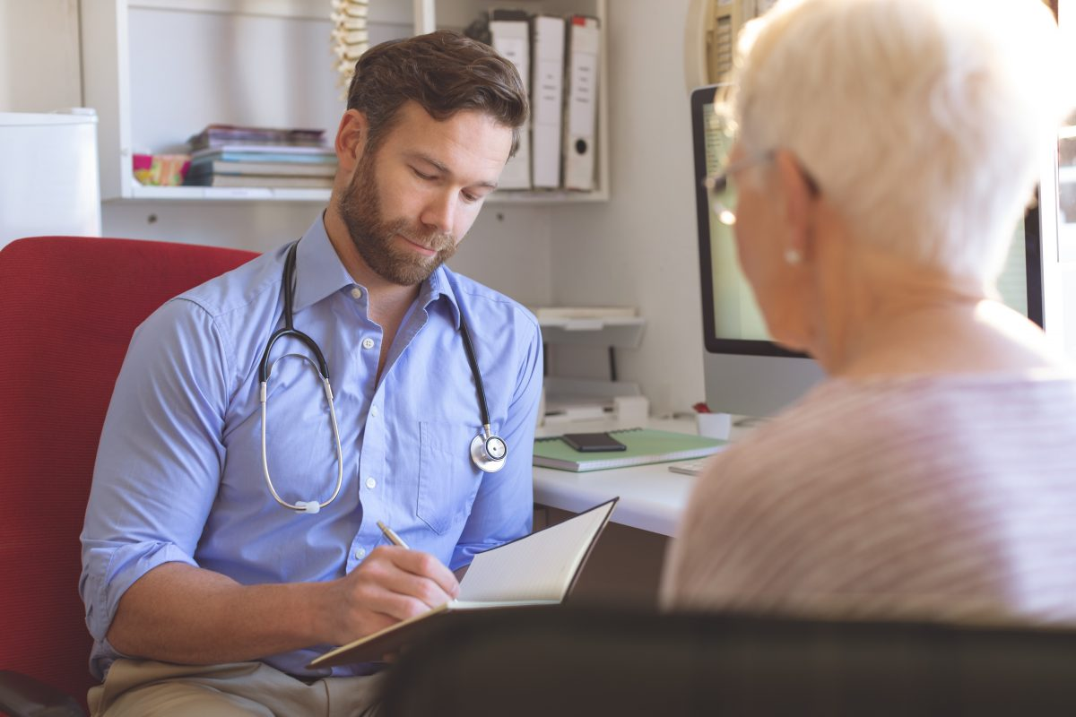 A Doctor Speaks Out About Ageism In Medicine