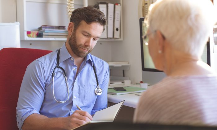 Doctors are quick to discount the concerns of older patients, or even dismiss their health issues due to hidden biases about the value of older people. (wavebreakmedia/Shutterstock)