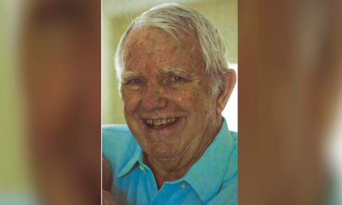 Hubert Clodfelter, 85, in a file photo. (Georgetown County Sheriff's Office)