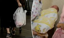 Mother Wraps Newborn in Plastic Bag, Abandons Baby in Large Metal Box