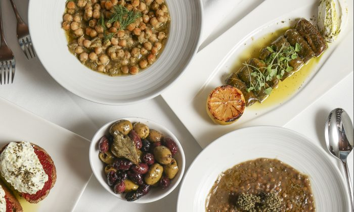 The Greek Mediterranean diet is based on simple, fresh, and seasonal ingredients—and more than 2,000-year-old wisdom. (Samira Bouaou/The Epoch Times)