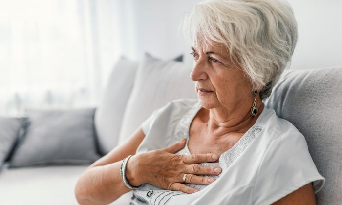 Researchers have found  people with mood disorders face an increased likelihood of death after a heart attack, though the reasons are unclear. (Dragana Gordic/Shutterstock)