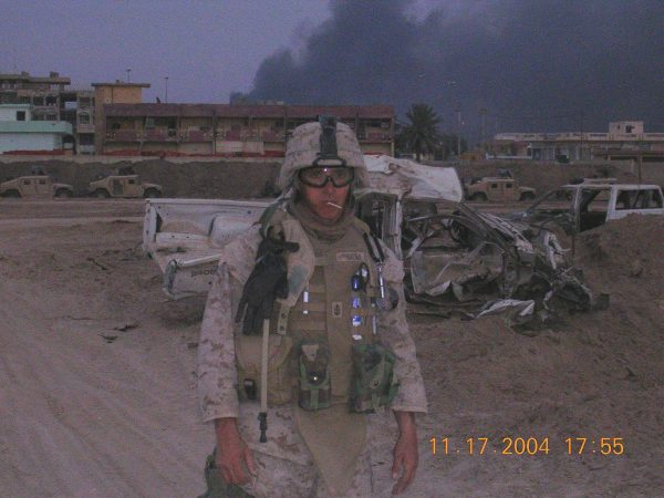 Bryan in Iraq