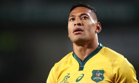 Israel Folau Will Not Return to Rugby League With Tonga After Country's National Body Was Suspended
