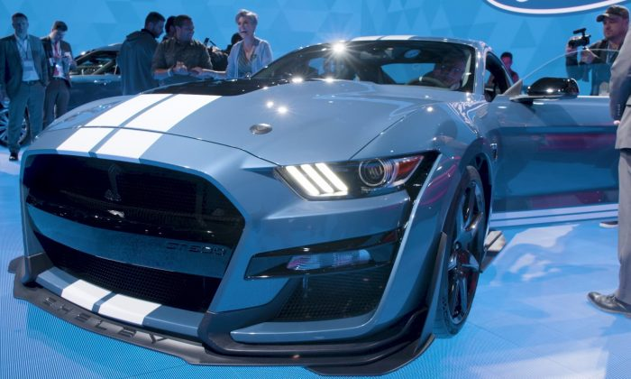 Ford had promised the Mustang Shelby GT500 would be its most powerful factory-built car ever. Now we know how powerful. (CNN Business)