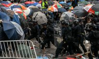 Amnesty International: Hong Kong Police Used 'Unlawful' Force to Disperse Protesters