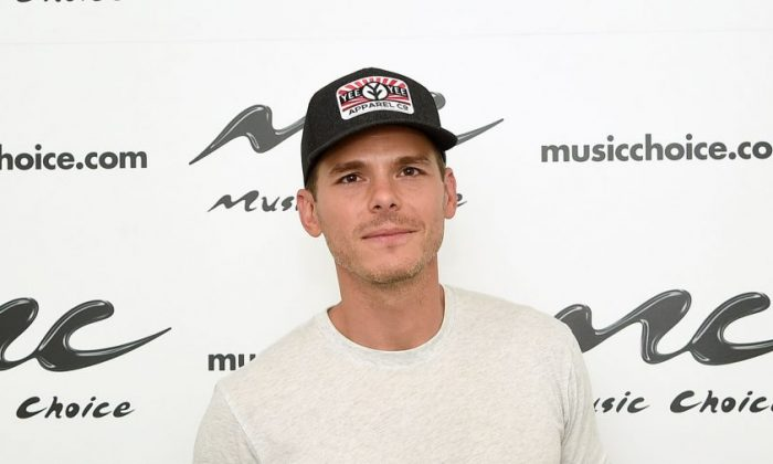 Granger Smith visits Music Choice at Music Choice on August 16, 2018 in New York City. (Jamie McCarthy/Getty Images)