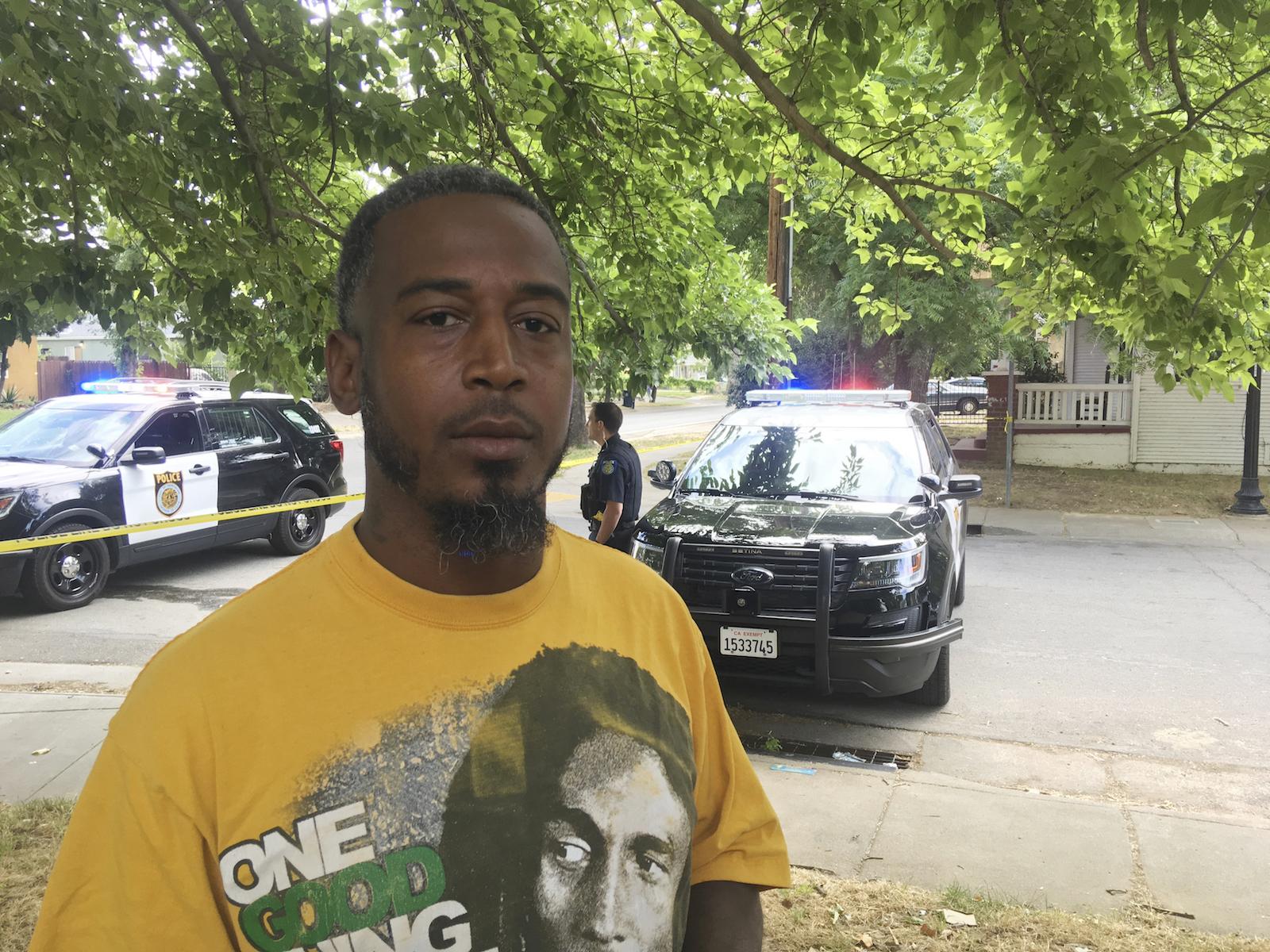 Sacramento Officer Shot