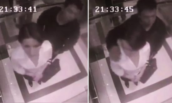 Creep Gropes Woman in Elevator, He Would Have Never Expected This Reaction From Her