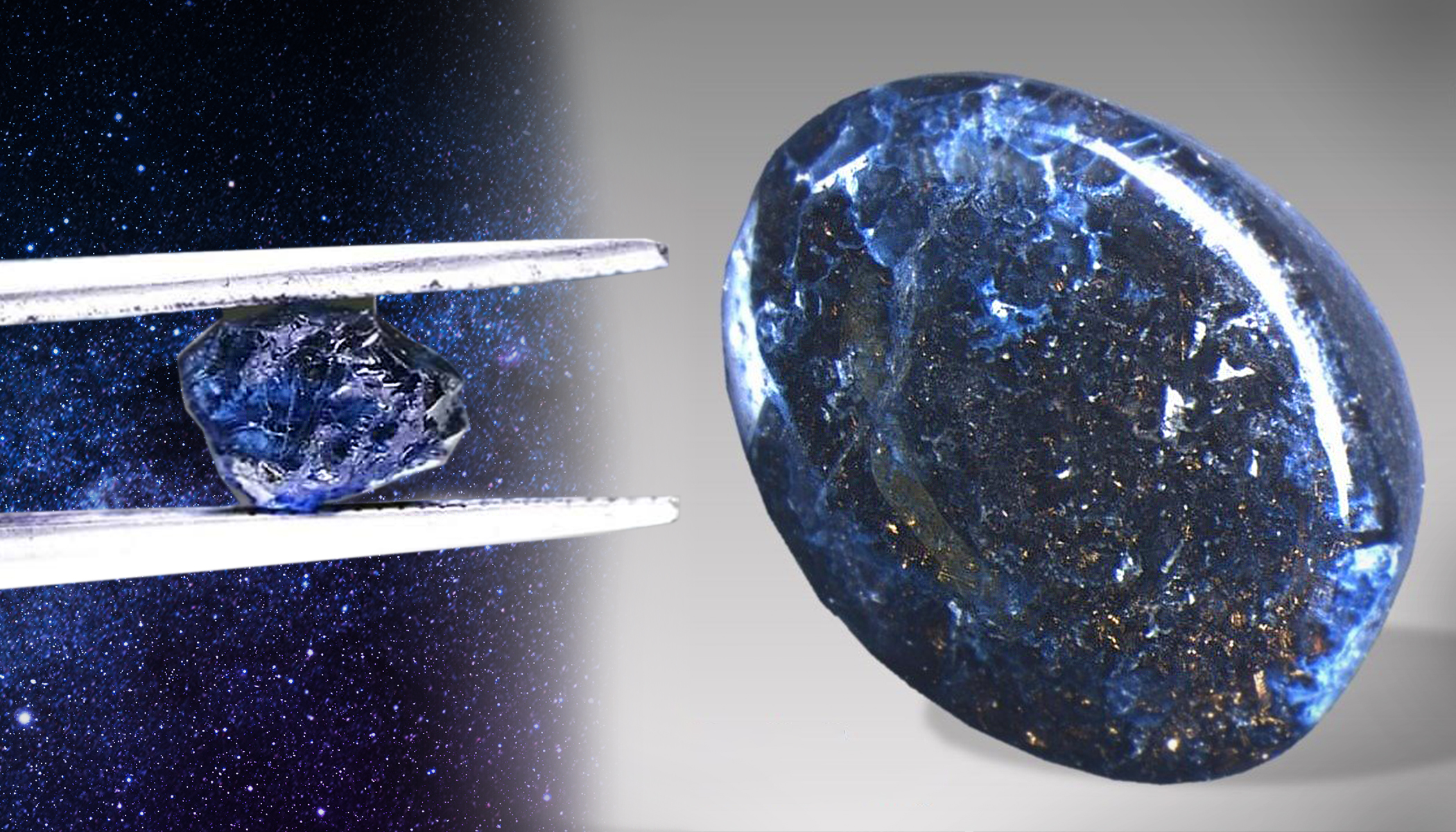 Miners Discover New 'Extraterrestrial' Mineral in Israel Worth More Than Diamonds