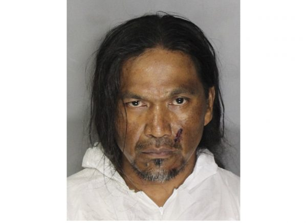 The Sacramento Police Department shows Adel Sambrano Ramos,