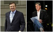 'I Officially Am Worried for the Country We Love': Hannity, Manafort Text Exchange Released by Federal Judge