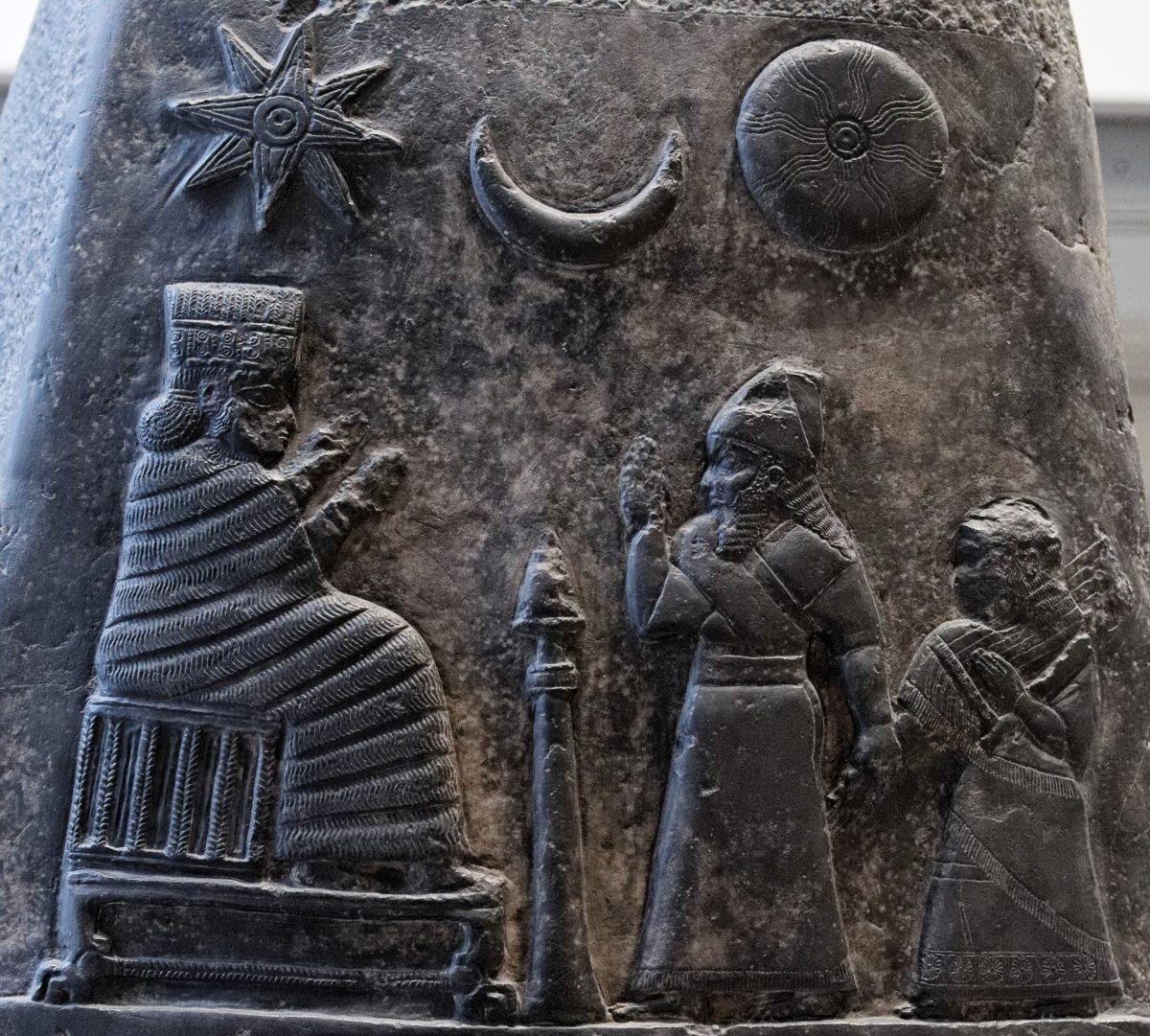 first museum-Kudurru_Melishipak_Louvre_