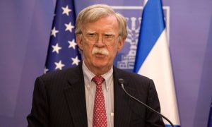 Bolton Warns Iran Not to Mistake US Prudence for Weakness