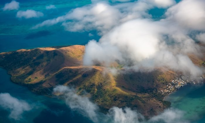 Fiji Island in a file photo.(Janis Rozenfelds/Unsplash)