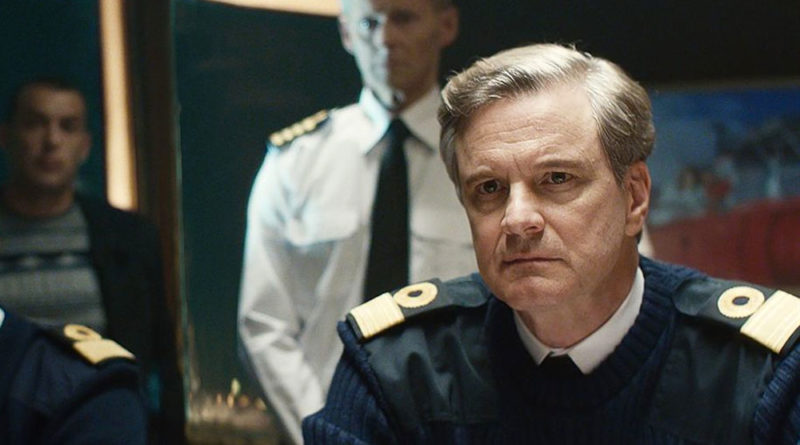 Kurst-Command, colin firth as british naval officier