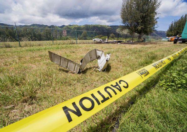 Hawaii Fatal Airplane Crash
