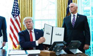Trump Imposes New 'Hard-Hitting' Sanctions on Iran, Including Supreme Leader