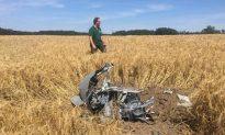 2 German Fighter Jets Collide Midair, 1 Pilot Killed, 1 Survives