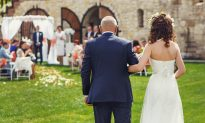 Dad Stops Daughter's Wedding. But When He Returns With One Man, Everyone's in Tears
