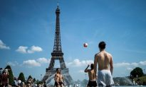 Hottest Weather Since 2003 Slams Western Europe