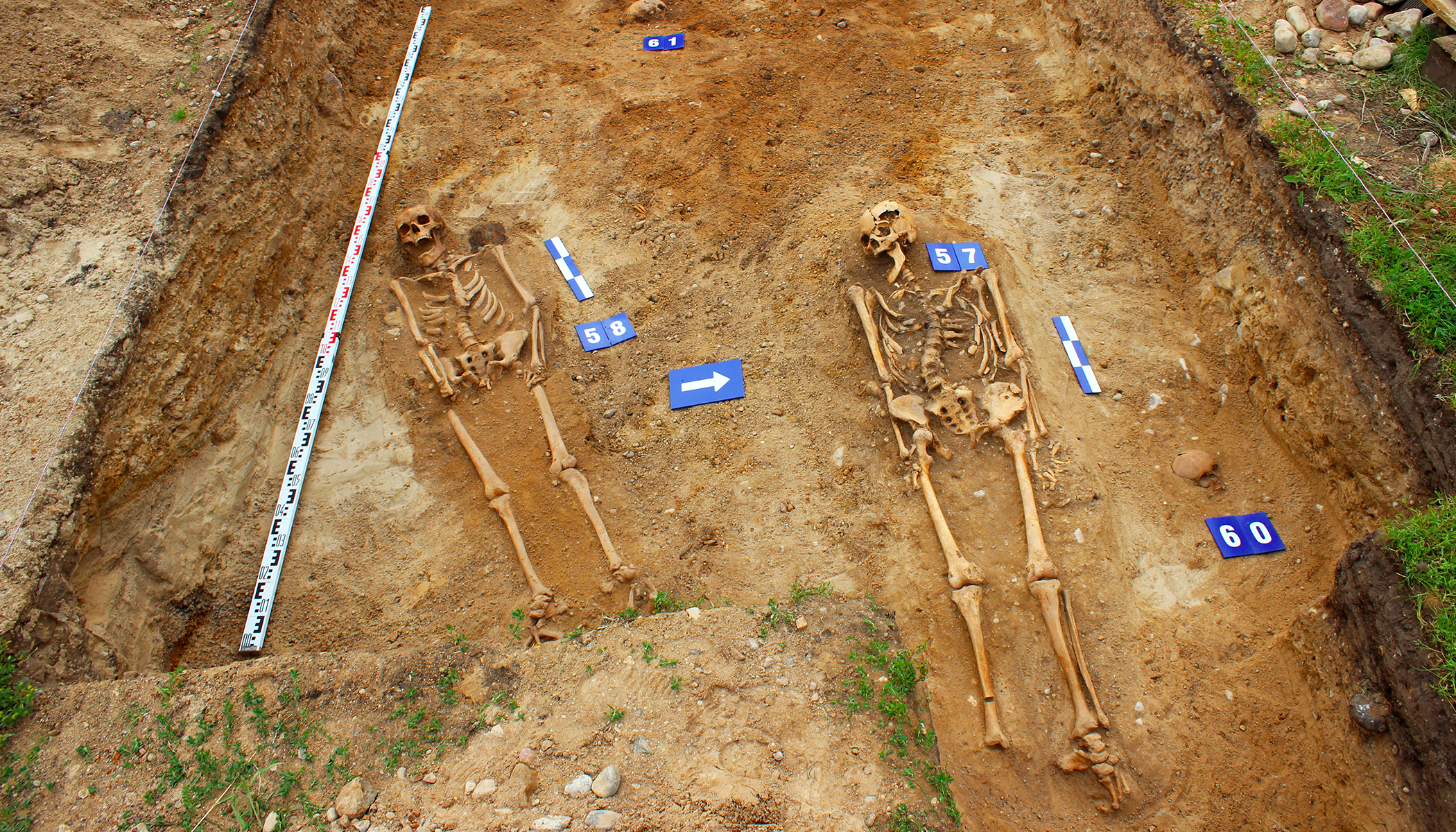 How Tall Were Giants? 5,000-Year-Old Graveyard Discovered in China Has the Answer