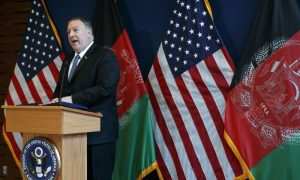 US Military Says 2 Service Members Killed in Afghanistan