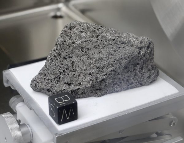 NASA Moon Rock 3