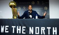 Raptors President Ujiri Addresses Rare Off Court Issues During NBA Title Run