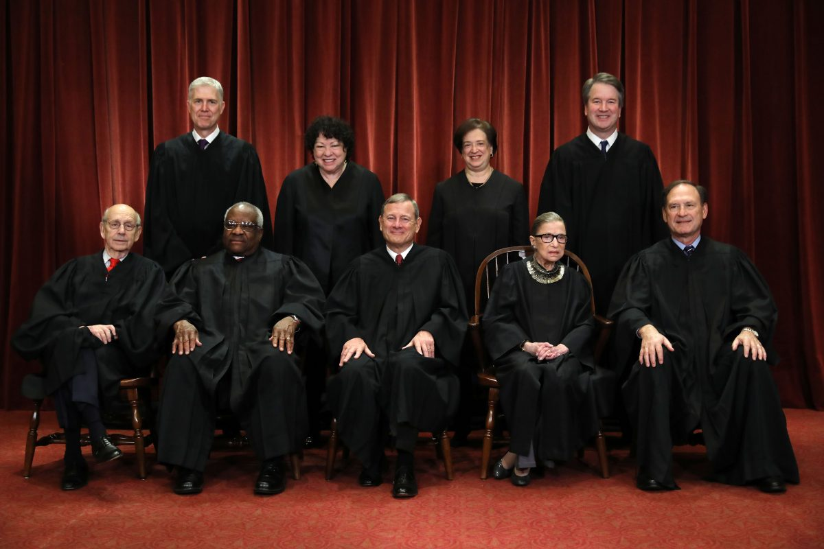 New Legislation Introduced, to Disclose Details of Justices' and Judges' Privately Funded Trips