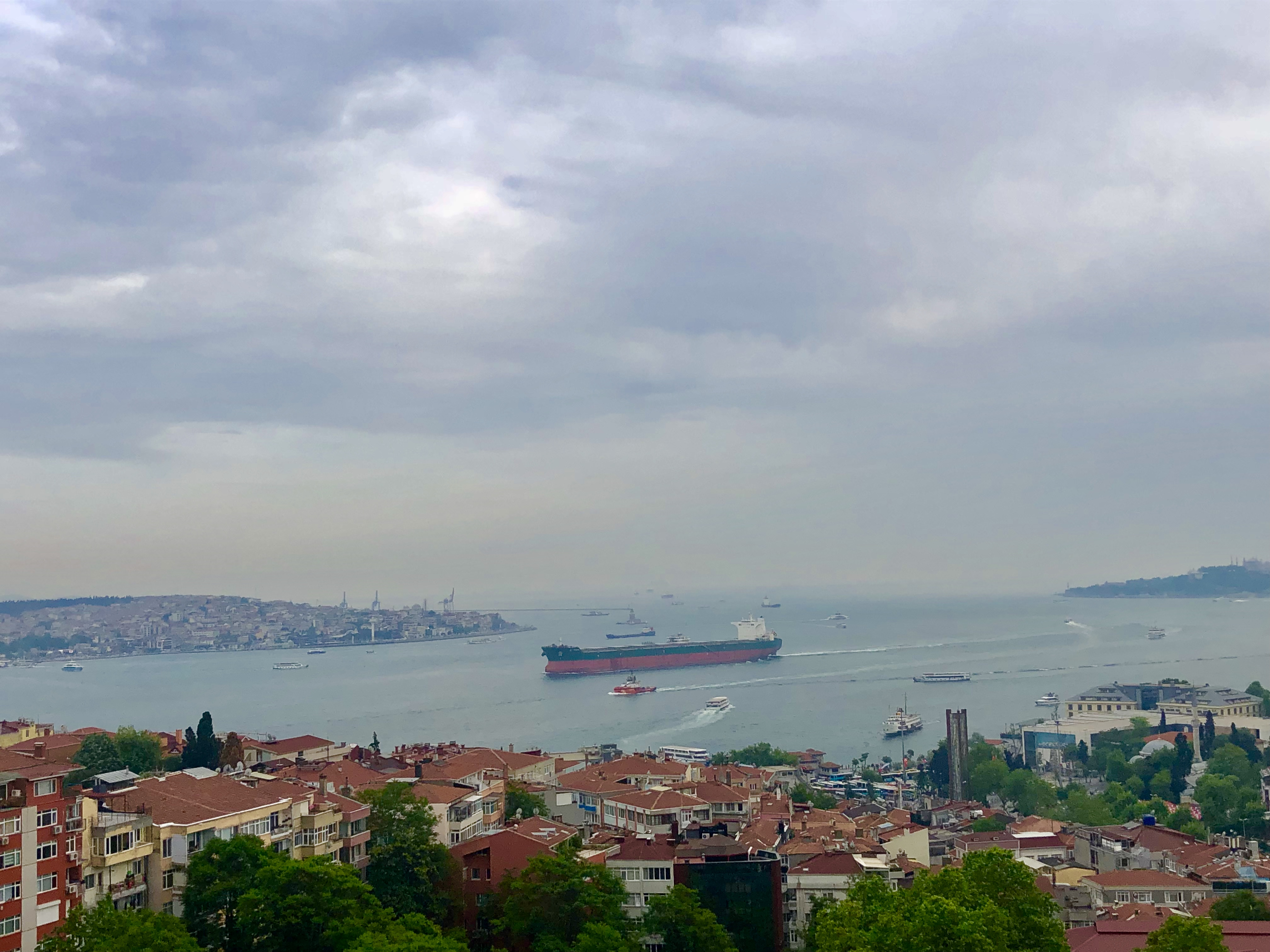 A Culinary Adventure Through Istanbul